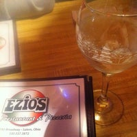 Photo taken at Ezio's Italian Restaurant by Katy M. on 3/9/2012