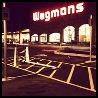 Photo taken at Wegmans by Stephanie T. on 11/16/2011