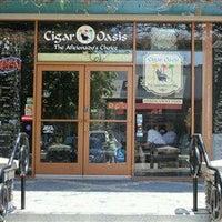 Photo taken at Cigar Oasis by Wayne R. on 10/25/2011