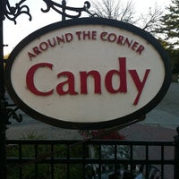 Photo taken at Around The Corner Candy by Randy K. on 10/9/2011