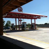 Photo taken at Rudy's Country Store And BBQ by Staci V. on 10/1/2011