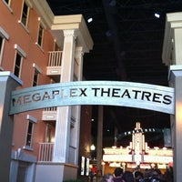Photo taken at Megaplex 17 by Selena O. on 9/19/2011