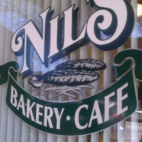 Photo taken at Nil's Bakery and Cafe by Nil V. on 8/31/2011