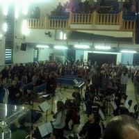 Photo taken at Assembleia de Deus - Madureira by Ronaldo F. on 10/16/2011