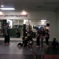Photo taken at Las Vegas Kung Fu Academy by Maria B. on 3/10/2012