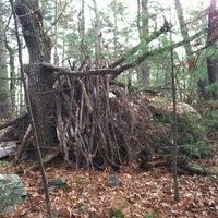 Photo taken at Hobo Hutville by Jennifer C. on 12/24/2011