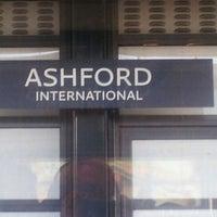Ashford International Car Park F