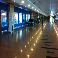 Photo taken at Cairo International Airport (CAI) by Keng 👀 M. on 7/9/2011