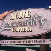 Photo taken at Acme Lowcountry Kitchen by Addison B. on 3/25/2012