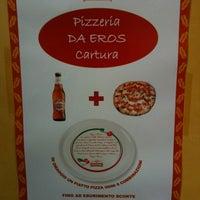 Photo taken at Pizzeria da Eros by Alberto B. on 4/2/2011