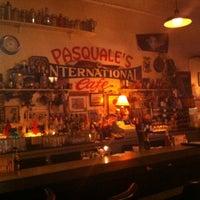 Photo taken at Pasquale's by Lara T. on 12/28/2011
