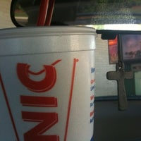 Photo taken at SONIC Drive In by Clif M. on 8/19/2011