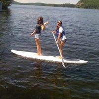Photo taken at Pride of Lake of Bays Marine by Catherine W. on 6/26/2011