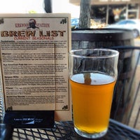 Photo taken at Kirkwood Station Brewing Co. by Craig L. on 5/31/2012