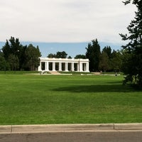 Photo taken at Cheesman Park by Brian G. on 7/19/2012