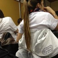 Photo taken at Facultad de Odontología (UBA) by Sofi P. on 9/3/2012