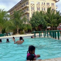 Photo taken at Agus hotel by Mishel on 4/14/2012
