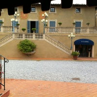 Photo taken at Calamidoro Hotel by Philip on 9/2/2012