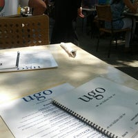 Photo taken at Ugo by Peter K. on 8/19/2012