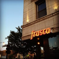 Photo taken at Frasca Pizzeria & Wine Bar by Nicholas F. on 5/22/2012
