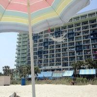 Photo taken at Coral Beach Resort by @LorenzoAgustin ☆ on 7/4/2012