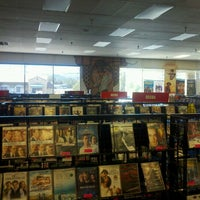 Photo taken at Video Palace by J on 9/3/2012