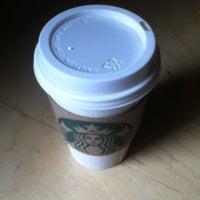 Photo taken at Starbucks by Tini G. on 3/18/2012