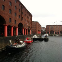 Photo taken at Albert Dock by Mike H. on 6/8/2012