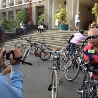 Photo taken at Gedung Pusat UGM by Eshape B. on 6/3/2012