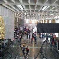 Photo taken at Aeropuerto Internacional Alejandro Velasco Astete (CUZ) by Enzo M. on 5/1/2012