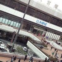 Photo taken at Ōmiya Station by そーす on 3/4/2012