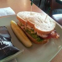 Photo taken at Panera Bread by Kirill S. on 9/3/2012