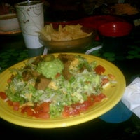 Photo taken at Rio Grande Mexican Restaurant by Maria F. on 6/30/2012