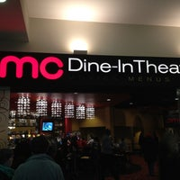 Photo taken at AMC Dine-In Theatres Bridgewater 7 by Hélio Y. on 2/11/2012