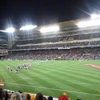 Foto tirada no(a) Newlands Rugby Stadium por Marie S. em 5/19/2012