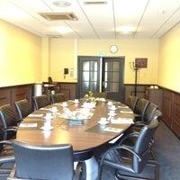 Photo taken at Van der Valk Hotel Assen by Rob S. on 6/16/2012