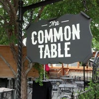 Photo taken at The Common Table by Beer P. on 5/1/2012