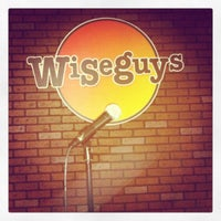 Photo taken at Wiseguys Comedy by Dylan M. on 7/21/2012