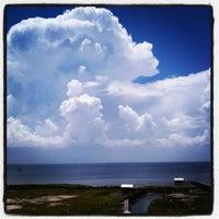 Photo taken at South Padre Island Birding & Nature Center by Luke R. on 7/29/2012