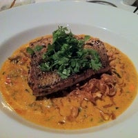 Photo taken at Lonesome Dove Western Bistro by Sandra F. on 4/7/2012