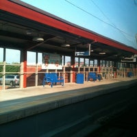 Photo taken at Amtrak/SEPTA: Wilmington Station by Arturo V. on 7/28/2012