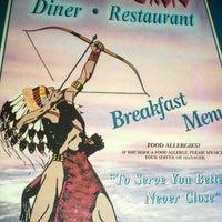 Photo taken at Mohegan Diner by Rebekah H. on 6/26/2012