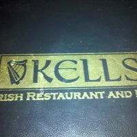 Photo taken at Kells Irish Restaurant & Pub by Ocean G. on 8/3/2012