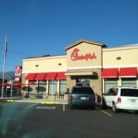 Photo taken at Chick-fil-A by Chelsi D. on 5/6/2012
