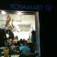 Photo taken at Yoyamart by Ron C. on 2/13/2012