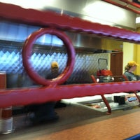 Photo taken at Panchero's Mexican Grill by Oliver B. on 12/22/2011