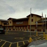 Photo taken at Walmart Supercenter by Amanda H. on 10/13/2011