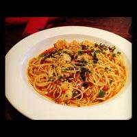 Photo taken at Portobello's Grill by Joshua F. on 4/9/2012