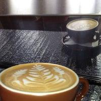 Photo taken at Catalina Coffee by Adrian M. on 3/18/2012