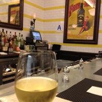 Photo taken at Brasserie La Vie by John B. on 8/10/2012